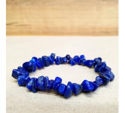 Lapis lazuli sekaný náramek