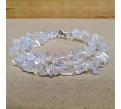 Opalit sekaný náhrdelník
