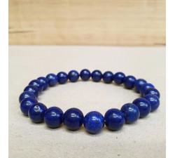 Lapis lazuli 8mm kuličkový náramek