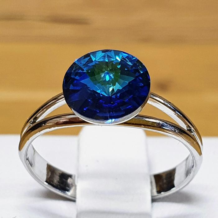 Prsten SW - Bermuda blue
