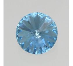 Náušnice klapka SW - Aquamarine