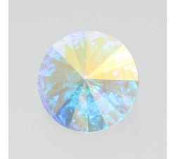 Náušnice klapka SW - Crystal AB