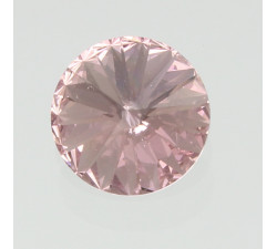 Náušnice klapka SW - Light ametyst