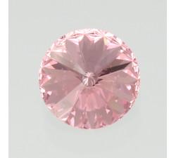 Náušnice klapka SW - Light rose