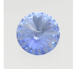 Náušnice klapka SW - Light sapphire