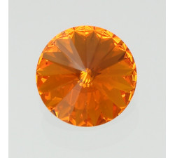 Náušnice klapka SW - Tangerine