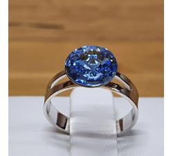 Prsten SW - Light sapphire 8mm dětský