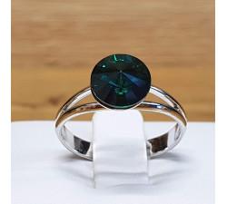 Prsten SW - Emerald 8mm