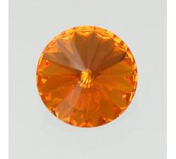 Náušnice puzeta SW - Tangerine